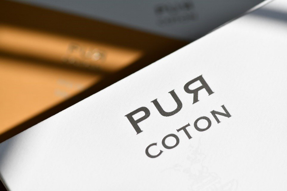 PUR COTON by ZUBER RIEDER
